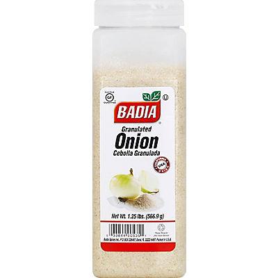 Badia Granulated Onion Seasoning, 20 oz.