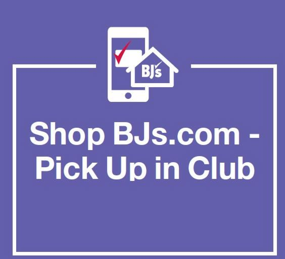 BJ's Pick Up & Pay