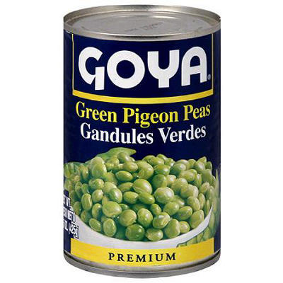 Goya Jibarito Pigeon Peas, 4 pk.