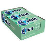 Orbit Sweet Mint Sugar-Free Gum, 12 pk./14 ct.