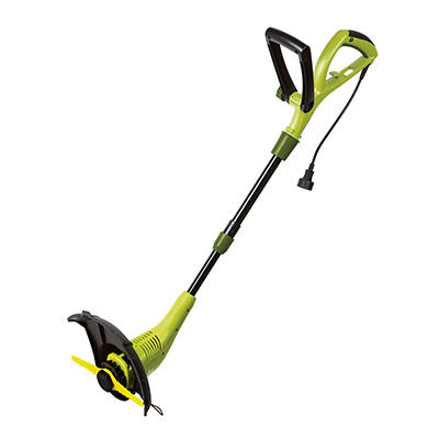 Sun Joe SharperBlade 4.5-Amp Stringless Electric Trimmer/Edger - Green