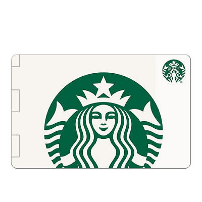 $10 Starbucks Gift Card, 3 pk.