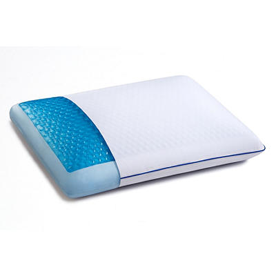 Sleep Innovations Standard-Size Reversible Gel-Infused Memory Foam Pil