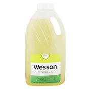 Wesson Canola Oil, 5 qt.