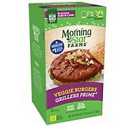 Morningstar Farms Grillers Prime Veggie Burgers, 12 ct.