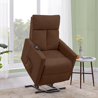 ProLounger Power-Lift Recliner - Brown