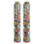 Express Wheels Car Toys Tube Set, 61 pc.