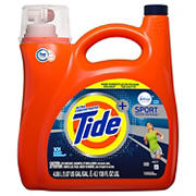 Tide With Febreze Sport Odor Defense Ultra Concentrated Liquid Laundry Detergent, 138 fl. oz.