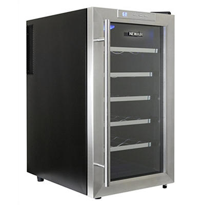 NewAir 18-Bottle Thermoelectric Wine Cooler