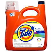 Tide with Bleach Alternative Original Ultra Concentrated Liquid Laundry Detergent, 138 fl. oz.