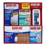 Band-Aid Brand Value Pack, 173 ct.
