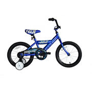 "Titan Champions 16"" Boys' BMX Bike - Blue"