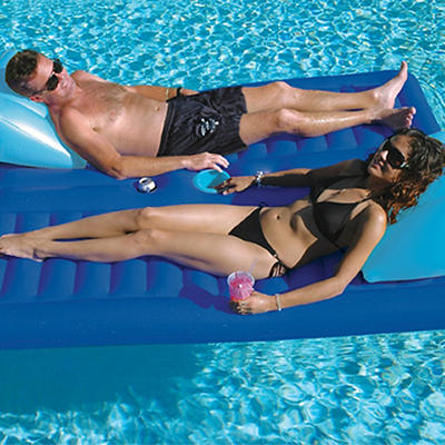 Swimline Face2Face Lounger