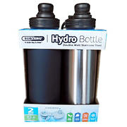 Subzero Double Wall Stainless Steel Hydro Bottle, 2 pk.