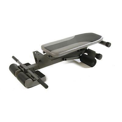 Stamina Ab/Hyper Bench Pro - Gray