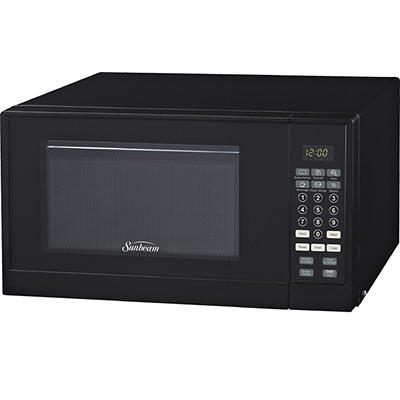 Sunbeam 0.9-Cu.-Ft. Microwave Oven