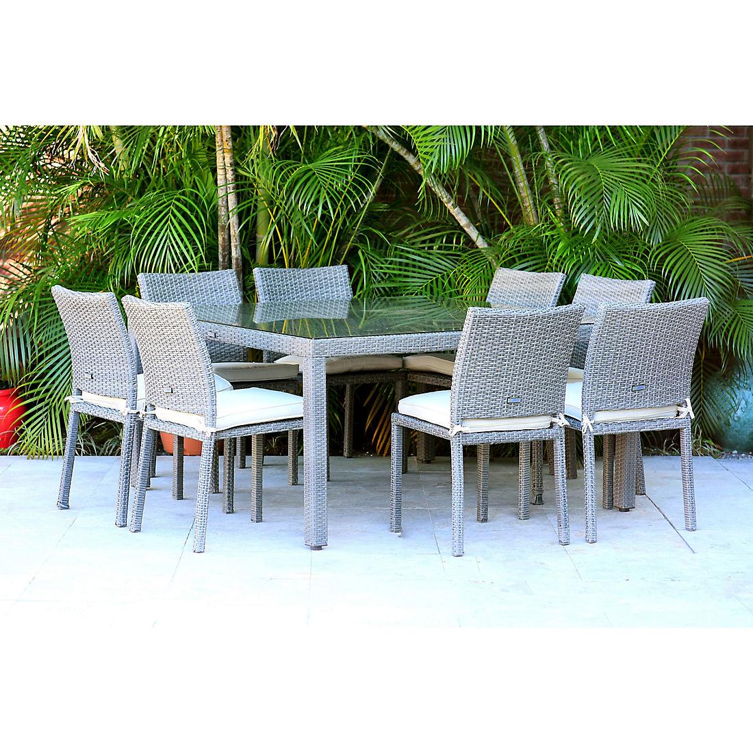 Atlantic Panama 9 Pc Outdoor Dining