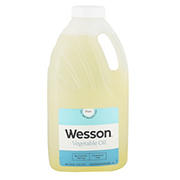 Wesson Pure Vegetable Oil 5 qts.