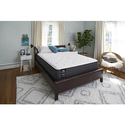 Sealy Response Performance Cedar Lane II Cushion Firm King Size Mattre