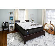 Sealy Response Performance Rose Street Cushion Firm Pillowtop Queen Size Mattress with White Glove Delivery & Haul Away