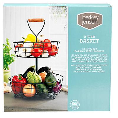 Berkley Jensen 2-Tier Basket