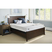 Sealy Conform Essentials Optimistic Plush Split California King Size Mattress with White Glove Delivery & Haul Away