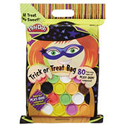 Play-Doh Halloween Bag, 80 Fun-Size Cans