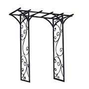 Panacea Flat Top Arbor with Vines