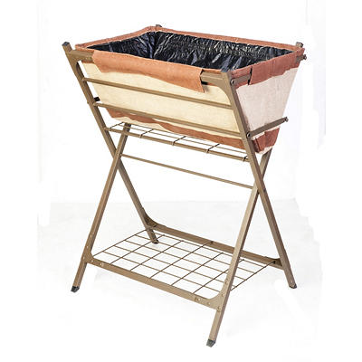 Panacea Vintage Grow Bag Planter with Stand