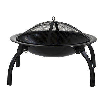 Deckmate Quick Collapse Fire Pit