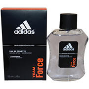 Adidas Team Force Eau De Toilette Spray, 3.4 oz.