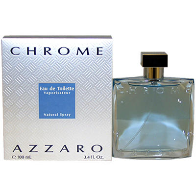 Loris Azzaro 3.4 oz.Chrome Eau De Toillette Spray