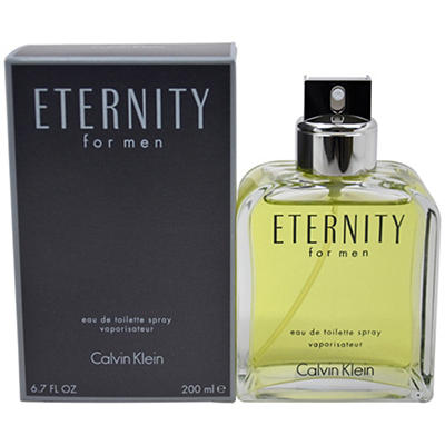 Calvin Klein 6.7 oz.Eternity Eau De Toilette Spray