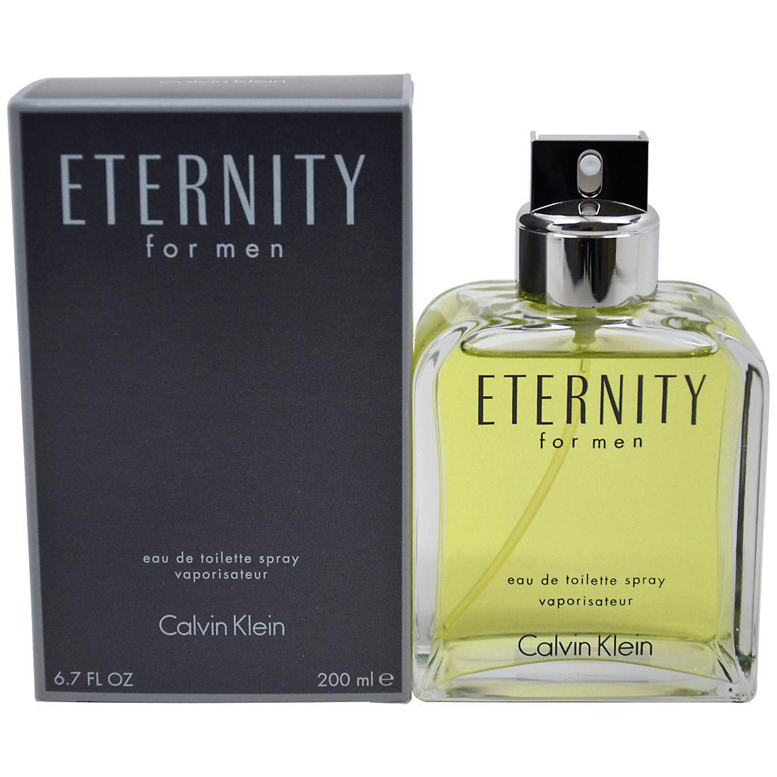 Calvin Klein 6.7 oz.Eternity Eau De Toilette Spray