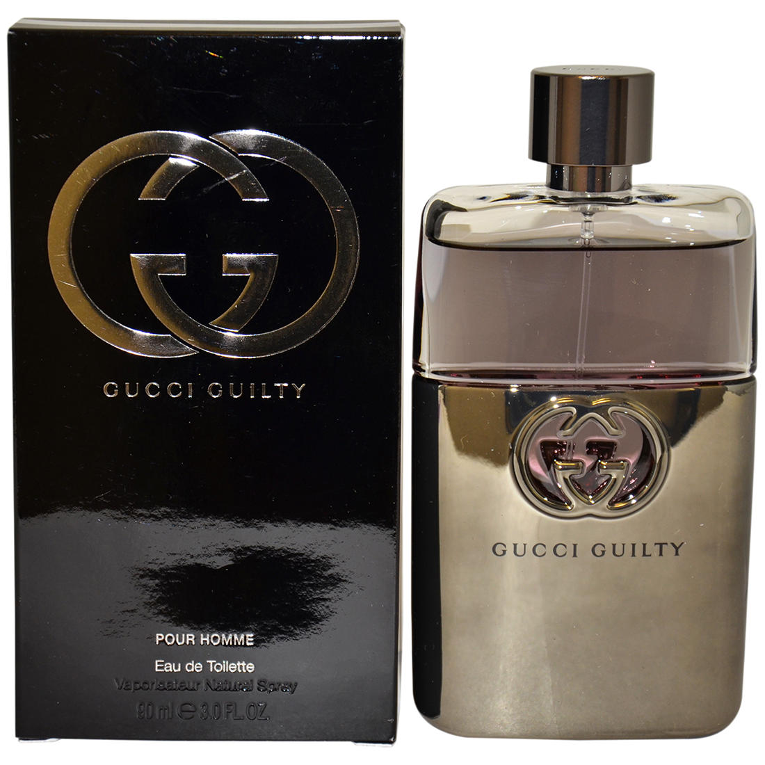 87268f2e4 Gucci 3 oz.Gucci Guilty Pour Homme Eau De Toilette Spray - BJs ...