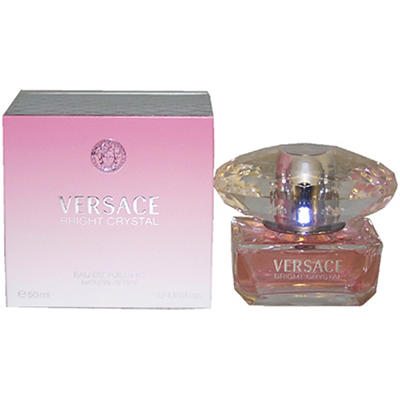 Versace 1.7 oz. Versace Bright Crystal Eau De Toilette Spray