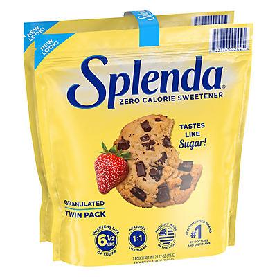 Splenda No Calorie Sweetener, 2 pk./6.5 lbs.