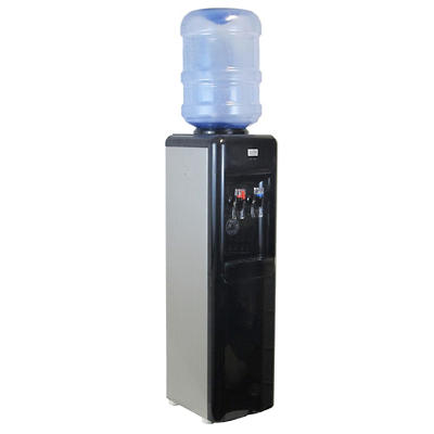 Aquverse Commercial-Grade Top-Loading Hot and Cold Bottled Water Dispe