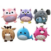 Hugfun Roly Poly Animal - Assorted
