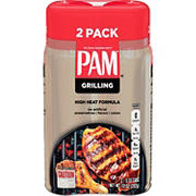 PAM Grilling Spray, 2 pk./5 oz.