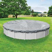 Robelle Ultra 18' Aboveground Pool Winter Cover - Dove Gray
