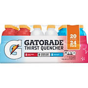 Gatorade Red, White and Blue Variety Pack, 24 pk./20 fl. oz.