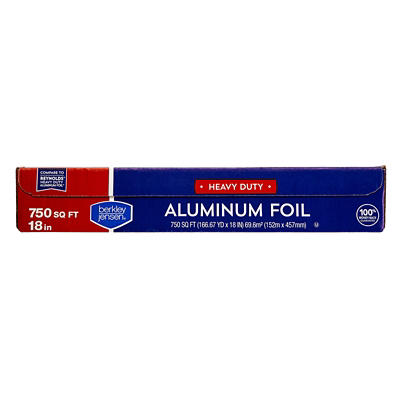 Berkley Jensen Heavy-Duty Aluminum Foil, 750 sq. ft.