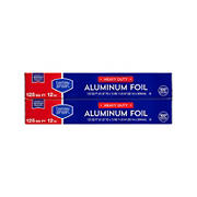 Berkley Jensen Heavy-Duty Aluminum Foil, 2 pk./125 sq. ft.