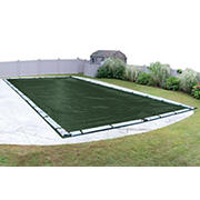 Robelle Dura-Guard 20' x 40' Inground Pool Winter Cover - Green