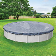 Robelle Premier 21' Round Aboveground Pool Winter Cover - Slate Blue/Black