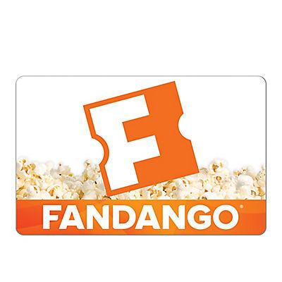 $25 Fandango Gift Card