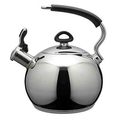 Berkley Jensen 2-Qt. Stainless Steel Whistling Kettle