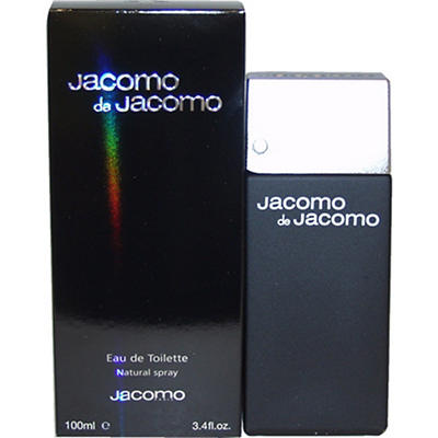 Jacomo de Jacomo Eau De Toilette Spray, 3.4 oz.