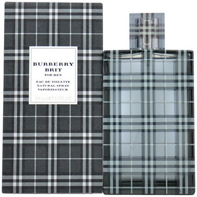Burberry Brit 3.3 oz.Eau De Toilette Spray